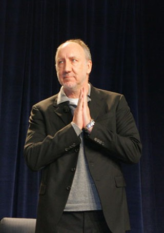 SXSW Music: Pete Townshend Keynote Address
