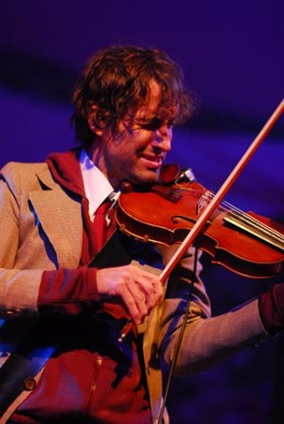 Sxsw Review Andrew Bird Music The Austin Chronicle