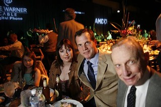 The Bill Paxton family at the Texas Film Hall of Fame Awards, March 9