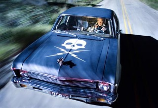 Kurt Russell as Stuntman Mike in Deathproof