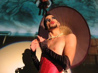 Rob 'Chibbi' Orduña as Frank N Furter