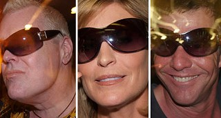 Working their way back to me, babe – my fake D&G 