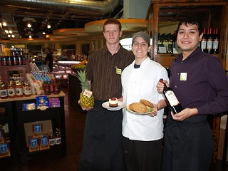 Sergiu, Courtney, and Anthony (l-r) are among the expert 