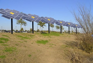 Applied Materials plans to erect eight massive pole-