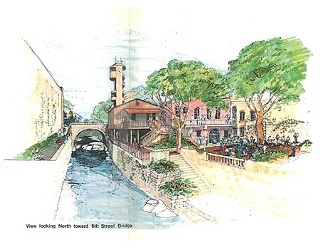 If it seems as though it took an eternity for the Waller Creek 