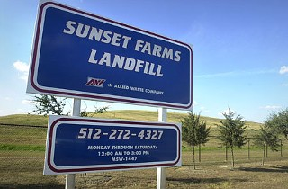Dumped by County, BFI Takes Landfill Plan to TCEQ
