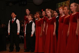 Conspirare Children's Choir: Birdsong for the holidays