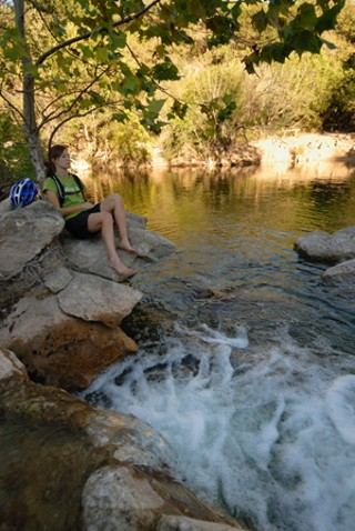 Barton Creek Wilderness Park: Central Texas parks and preserves offer Austinites wide open spaces to recreate, unwind, and reconnect with nature – providing an antidote to urban life and dense development.