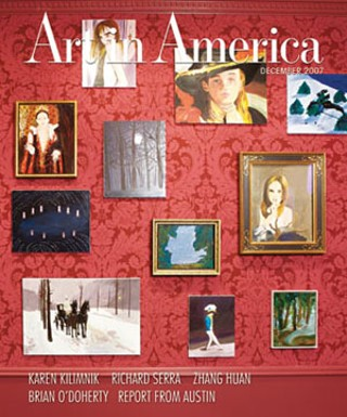 Austin Visual Arts: 'Art in America' surveys the scene