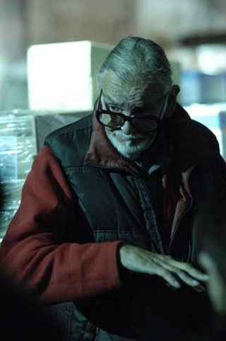 George Romero directs <i>Diary of the Dead</i>.