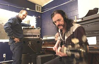 Frenchie and Lemmy