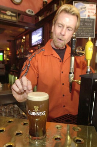 The Great St. Patrick's Day Pub Crawl