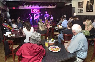 Supper club sounds: The Belleville Outfit at Threadgill's New Old No. 1, March 28