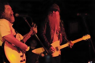 Roky Erickson & Billy Gibbons (r), Emo's May 17