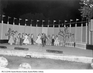 <i>Seventeen</i>, the very first Zilker Summer Musical, 1959
