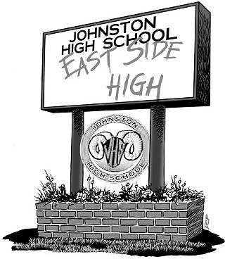 Johnston High School Is Dead; Long Live ...?