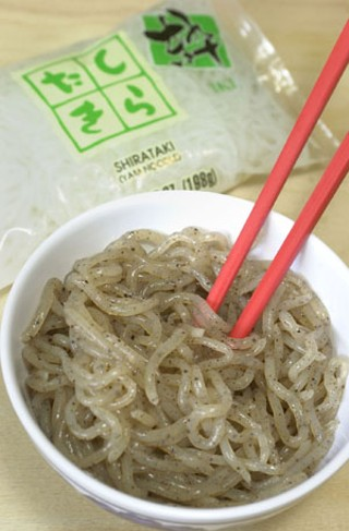 shirataki noodles japanese diet noodles can be substituted in many dishes food the austin. Black Bedroom Furniture Sets. Home Design Ideas