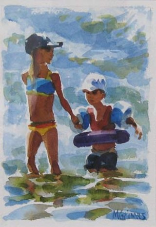 <i>Brother and Sister Galveston</i>, by Melissa Grimes