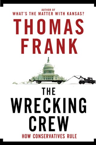 Thomas Frank's 21st Century Corruption Theory