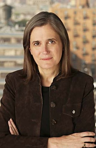Amy Goodman of <i>Democracy Now!</i> was one of several journalists arrested at the Republican National Convention.
