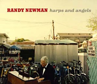 Randy Newmans Unique Defense Of >> Randy Newman Harps And Angels Album Review Music The Austin