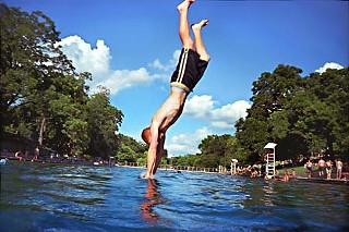 Barton Springs Pool Info