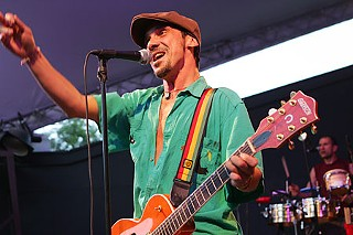 Manu Chao at Stubb's, 2007