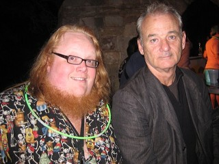 Harry Knowles, Bill Murray: Translated
