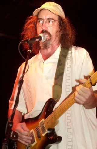 James McMurtry at Austin Music Hall, Oct. 19