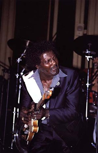 The Iceman Cometh: Albert Collins, Dallas, 1982