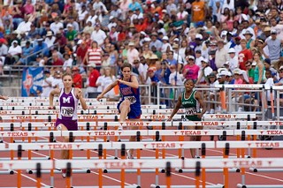UIL events such as the state track & field championships bring thousands of visitors – and their dollars – to Austin every year