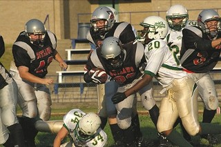 Austin Outlaws Prep for '09 Season
