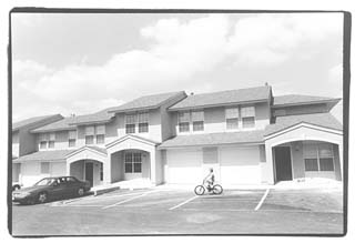 ...but some developers are still getting cash from the state housing  agency to build drab complexes like this one in Round Rock.
