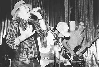 Doug Sahm and the Gourds at the Electric Lounge January 22, 1999.