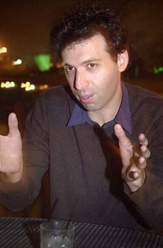 <i>Trust Us, This Is All Made Up </i> director Alex Karpovsky
