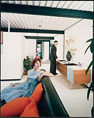 <i>Case Study House #21</i> by Julius Shulman