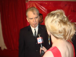 Billy Bob Thornton doesn't take kindly to questions of his Texas-ness.