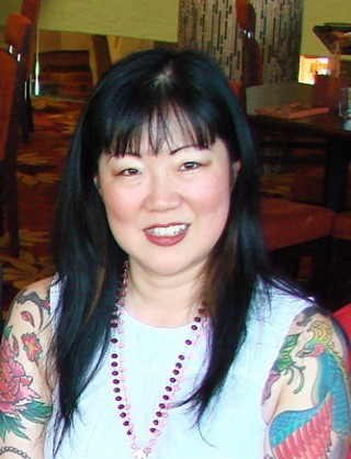 Margaret Cho Sex-Texts Her Mom