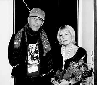 John Cale and Margaret, SXSW 2000