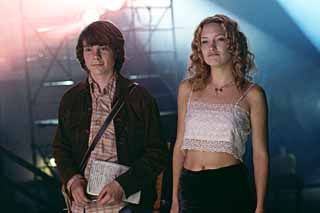 Patrick Fugit and Kate Hudson in <i>Almost Famous</i>