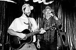 Russell and Doug Sahm