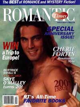 <i>Romantic Times</i> magazine began 20 years ago by romance reader Kathryn Falk, who went on to create the annual Booklovers Convention.
