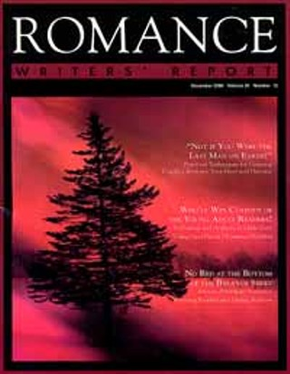<i>Romance Writers' Report</i> is the monthly publication for romance authors from the Romance Writers of America.