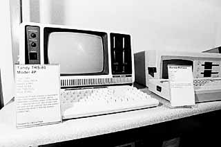 The Tandy TRS-80