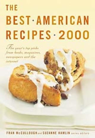 Eating between the lines best american recipes 2000 food the the best american recipes 2000 forumfinder Images