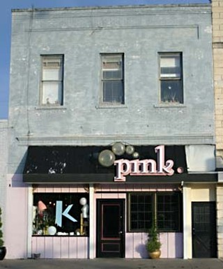 Pink Salon circa 2003 – an integral part of the SoCo scene for more than 10 years