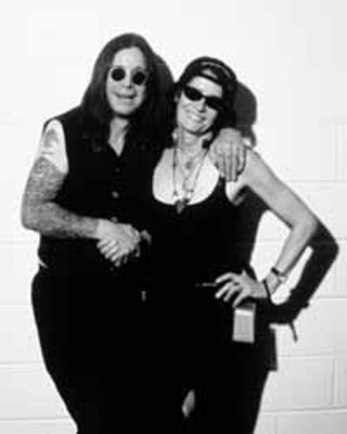 He's absolutely one of the most amazing people I've ever met, Spheeris says about Ozzy, whose Ozzfest tour she chronicles in <i>We</i> <i>Sold Our Souls for Rock 'n' Roll</i>. Both Spheeris and Osbourne will be in Austin for SXSW Film.