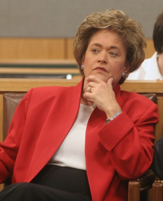 """I've been through exonerations – it only takes one to bring your feet flat on the earth."" 