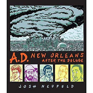 Josh Neufeld appears at BookPeople on Wednesday, Aug. 19, 7pm.