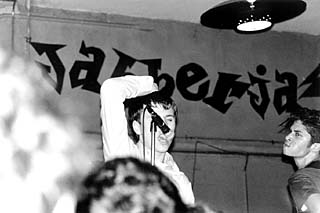 The Peechees at the Jabberjaw, L.A., January 1996